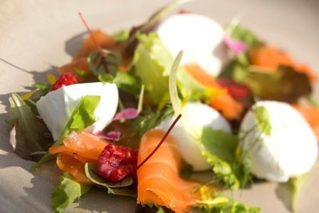Maio salat - mad billede