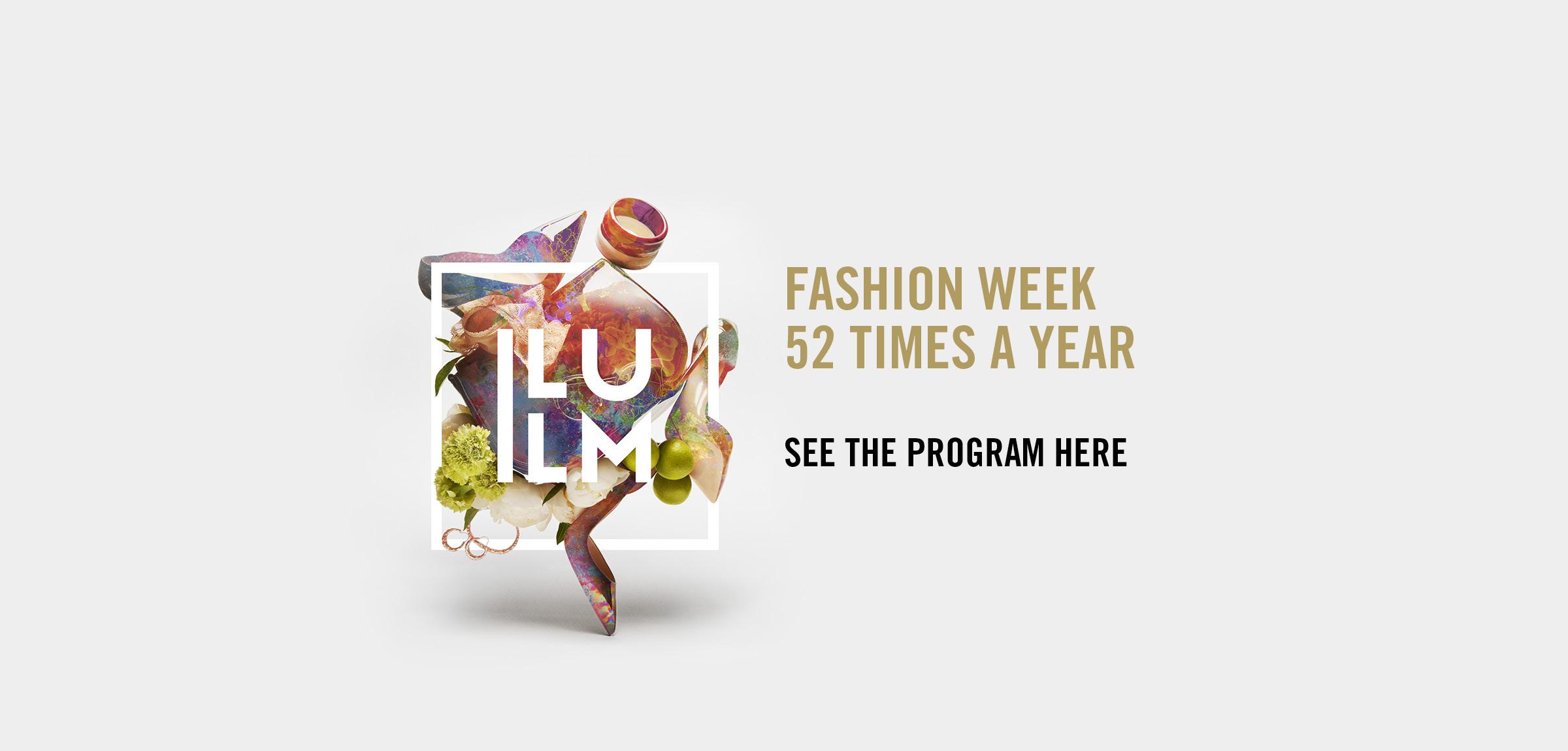 Fashion Week forside