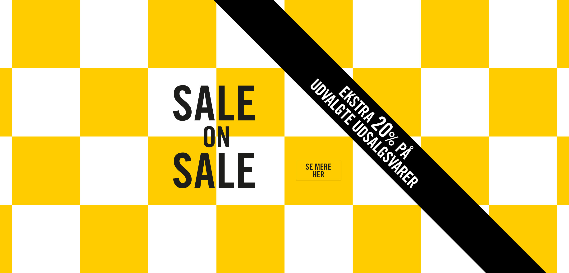 Illum Sale on sale forside
