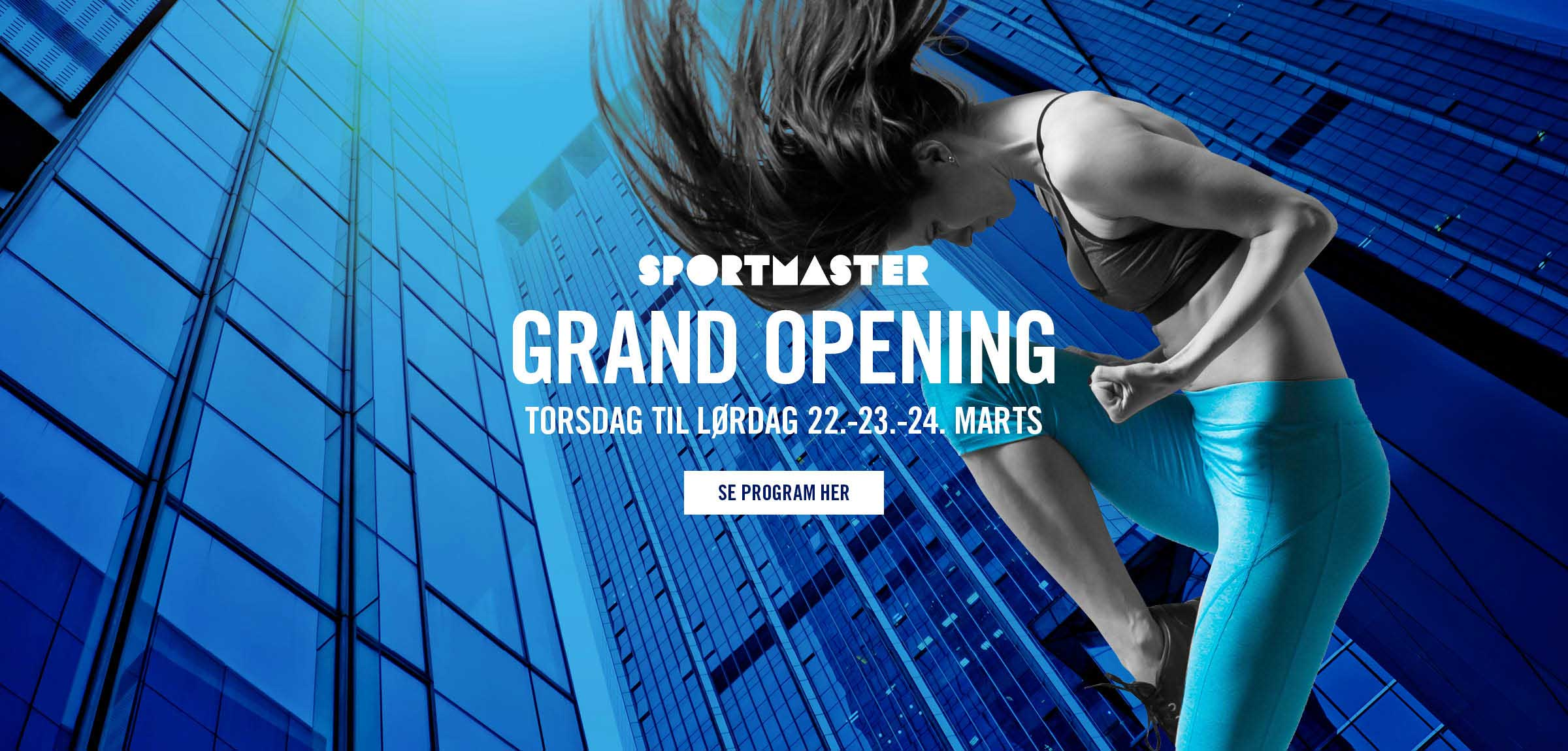 Sportmaster Grand Opening