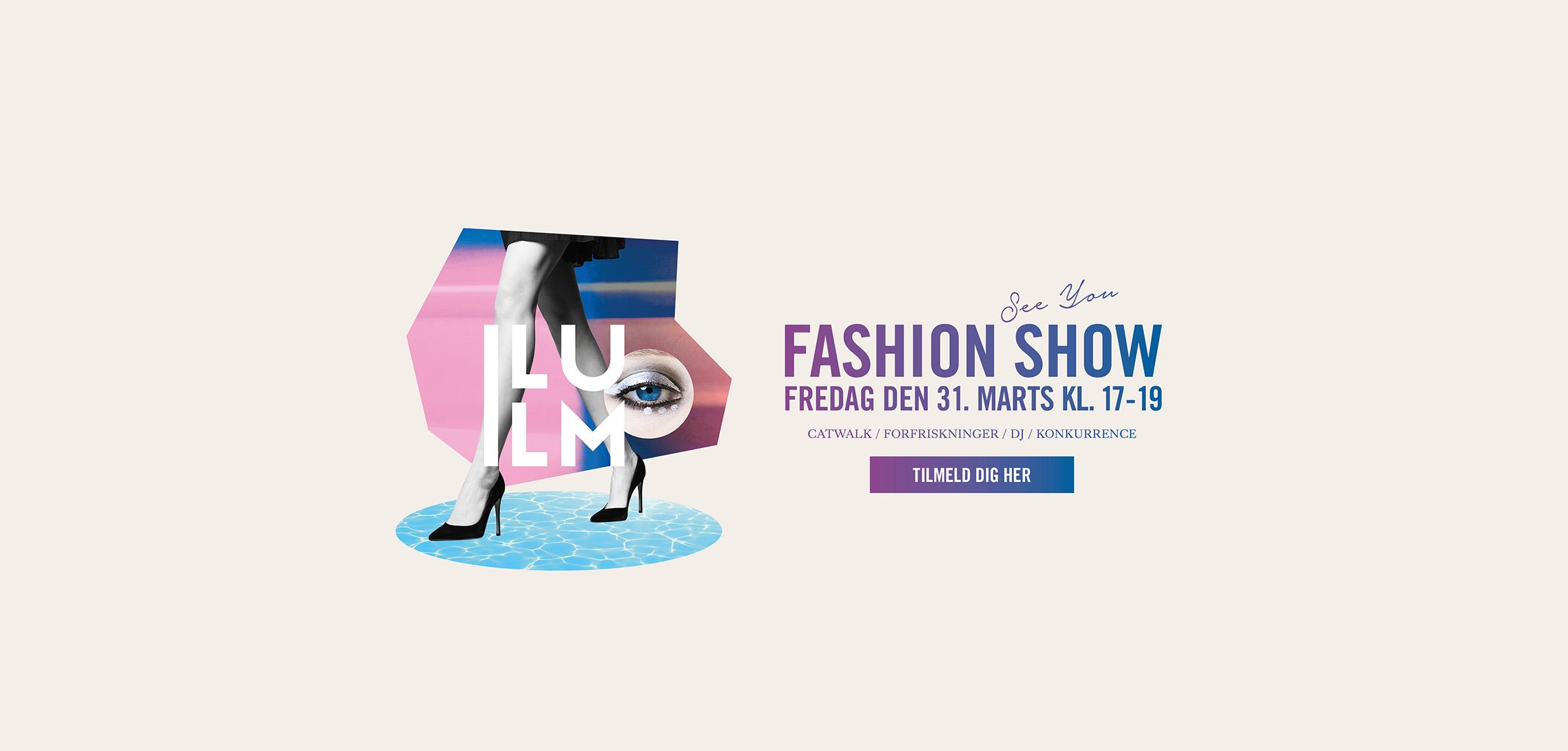 Fashion show Forside