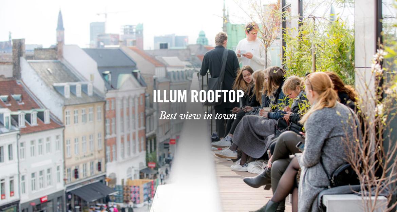 ILLUM Rooftop Days Forside