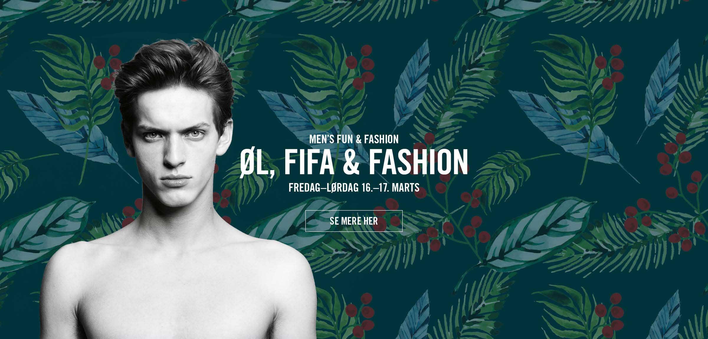 Men's Fun & Fashion