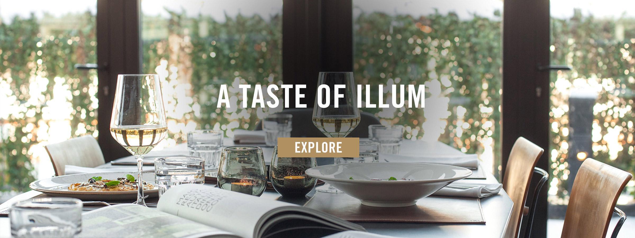 A TASTE OF ILLUM