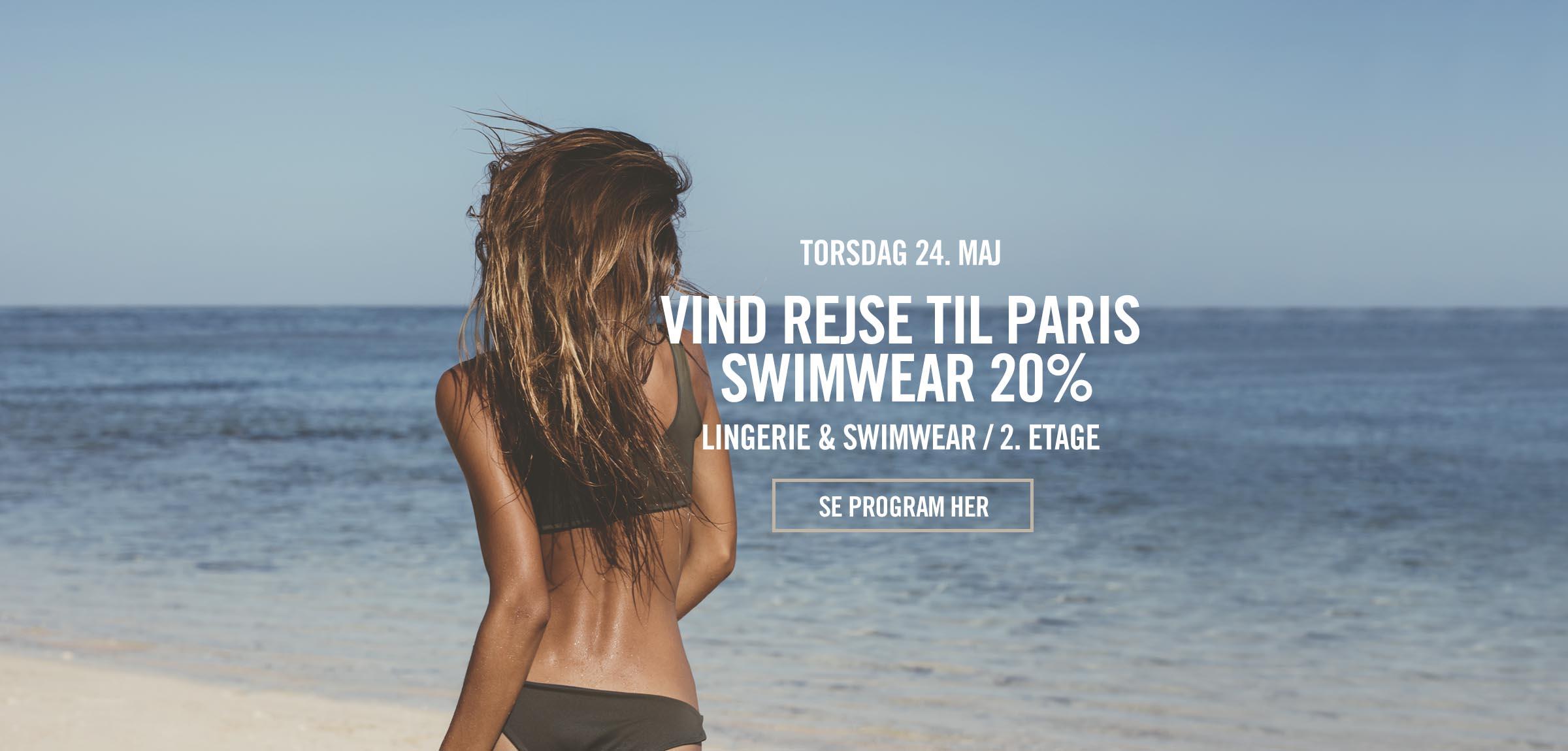 Special Treat – Lingerie & Swimwear event