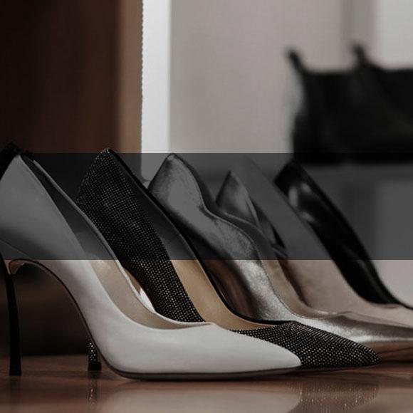 Shoes forside