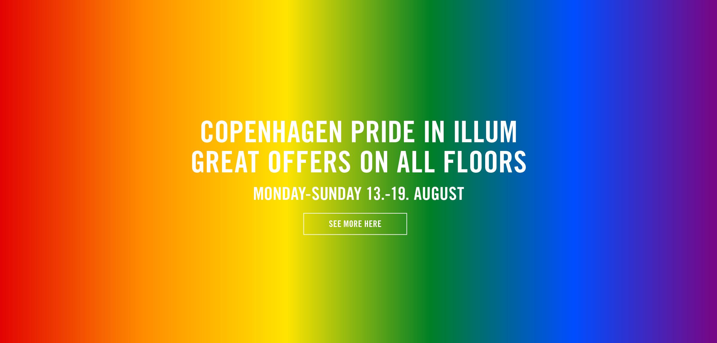 Copenhagen pride forside