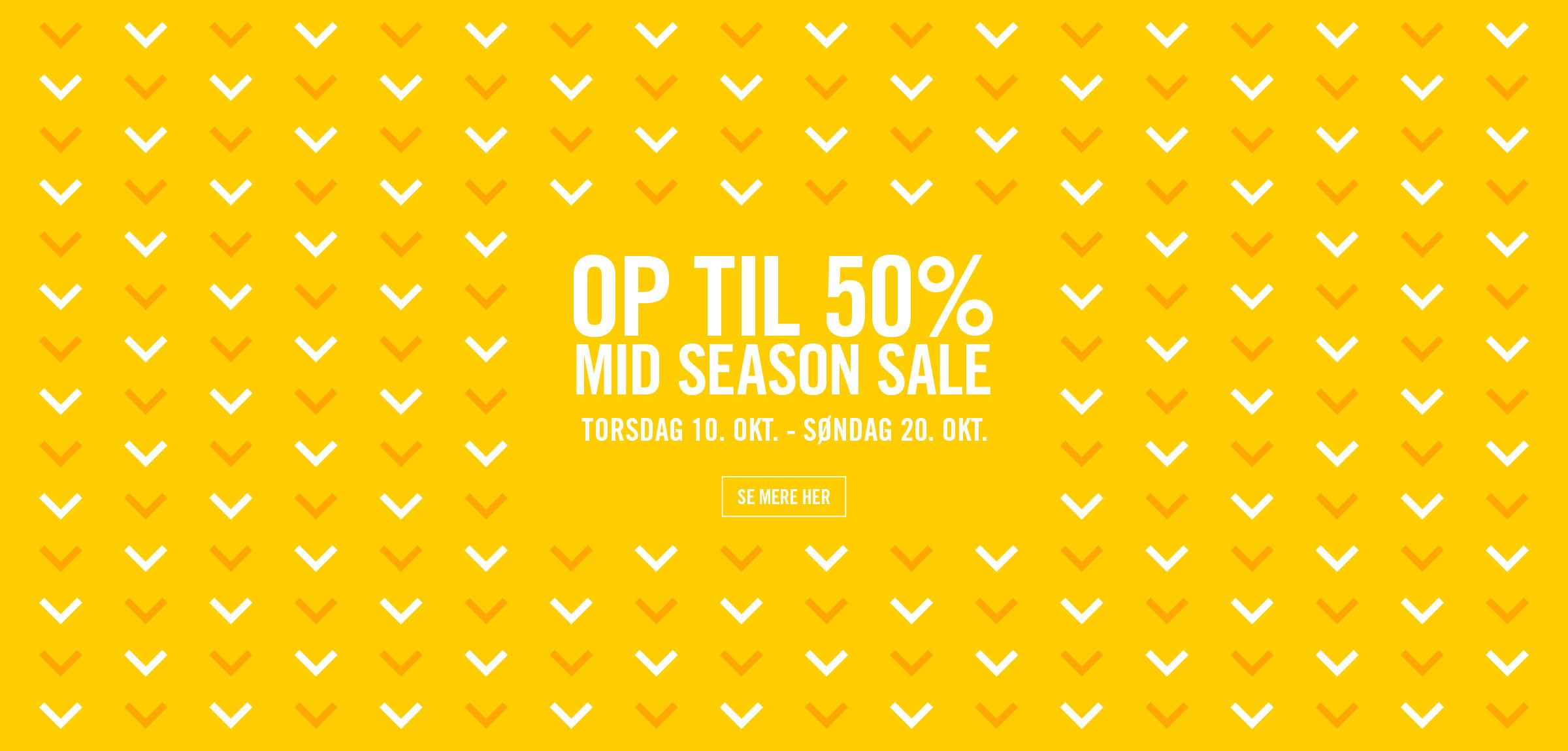 Mid Season Sale Fall – Homepage