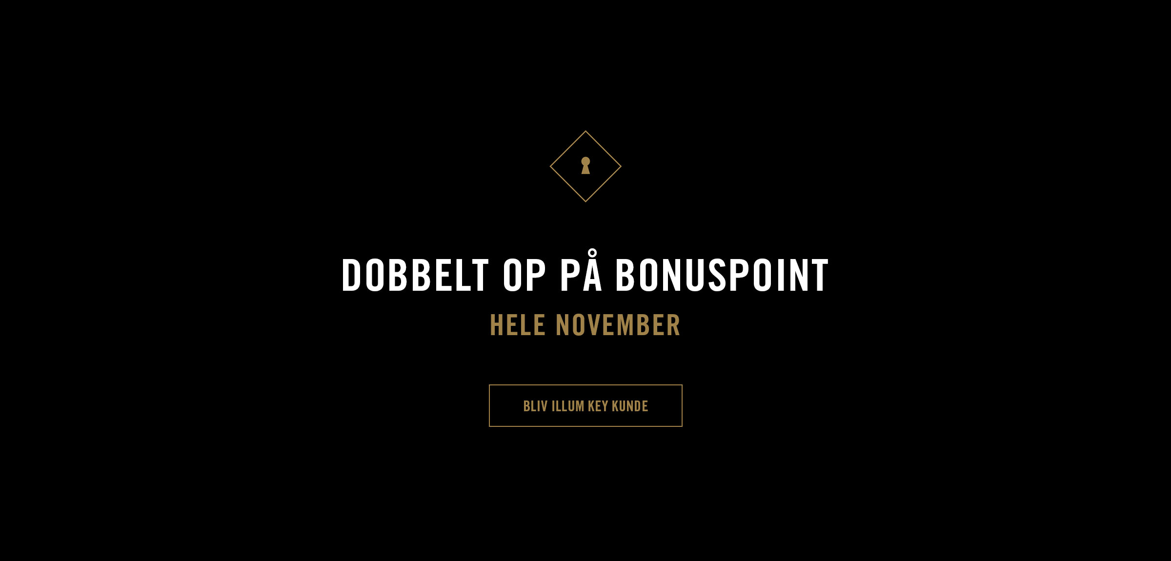 Double Up – November 2019 (Homepage Banner)