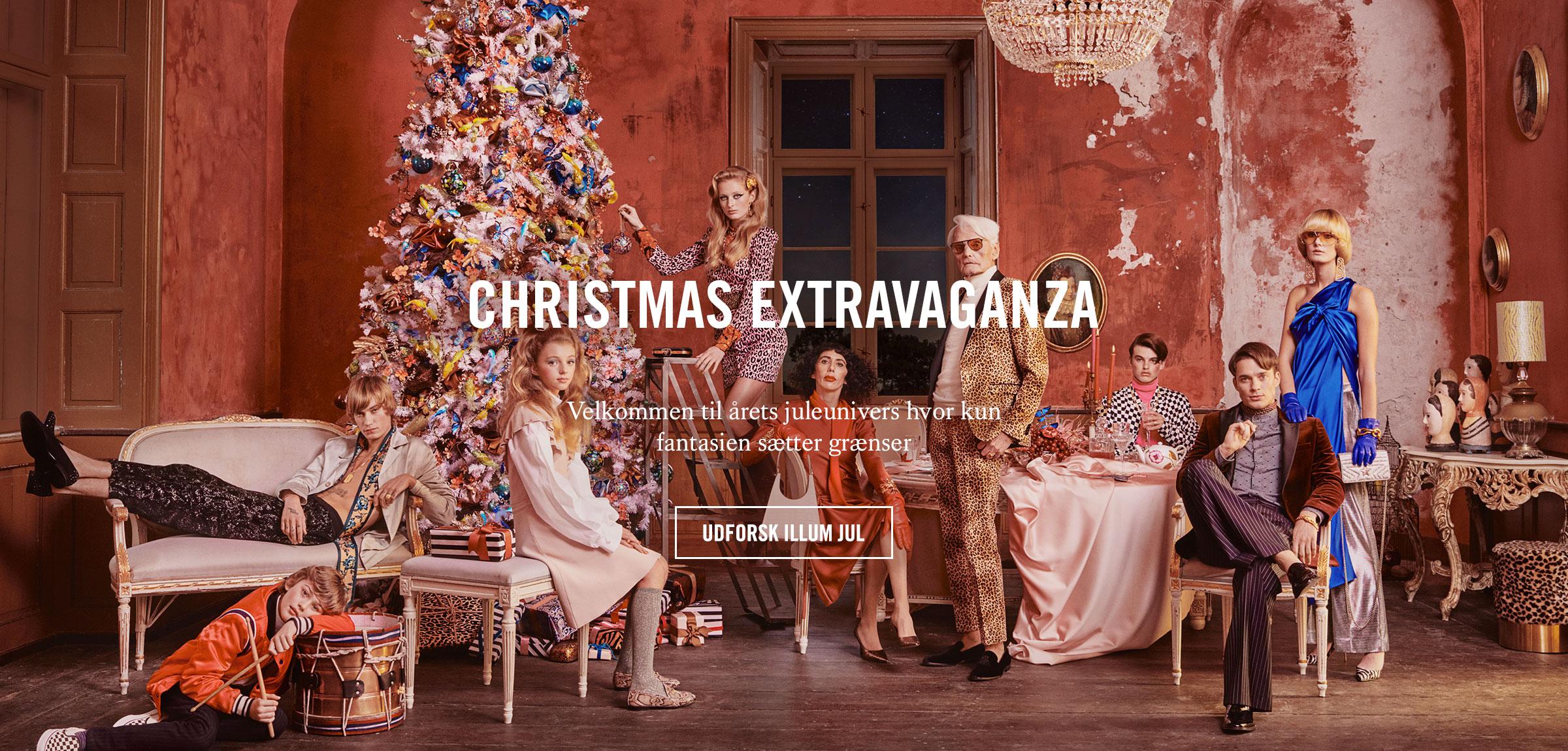 Christmas Extravaganza (Homepage)