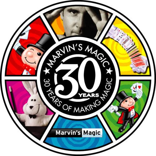 Marvin's Magic Roundel 30th