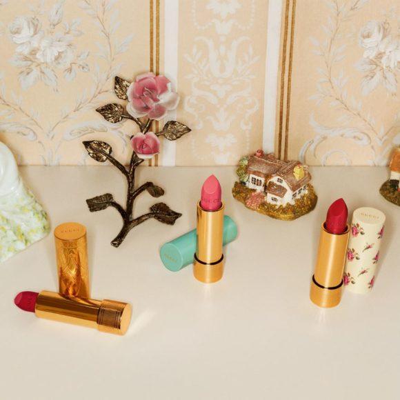 Gucci Trio lipstick
