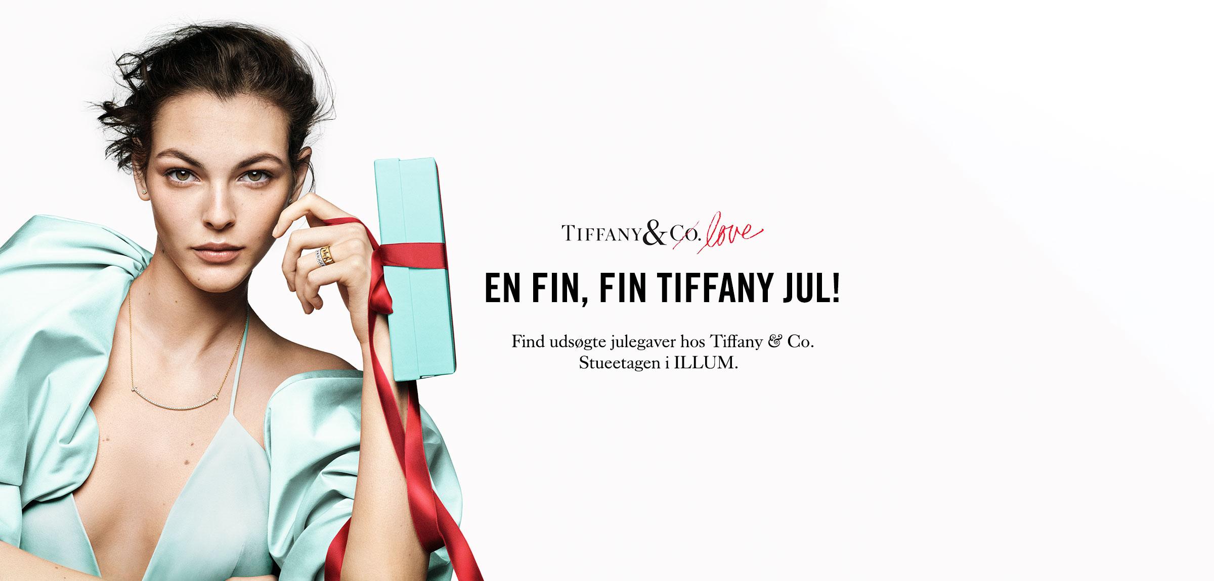Tiffany's (DK – Homepage)